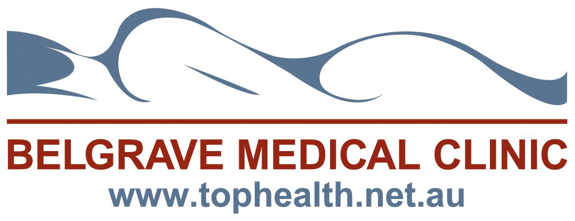 Belgrave Medical Clinic Logo