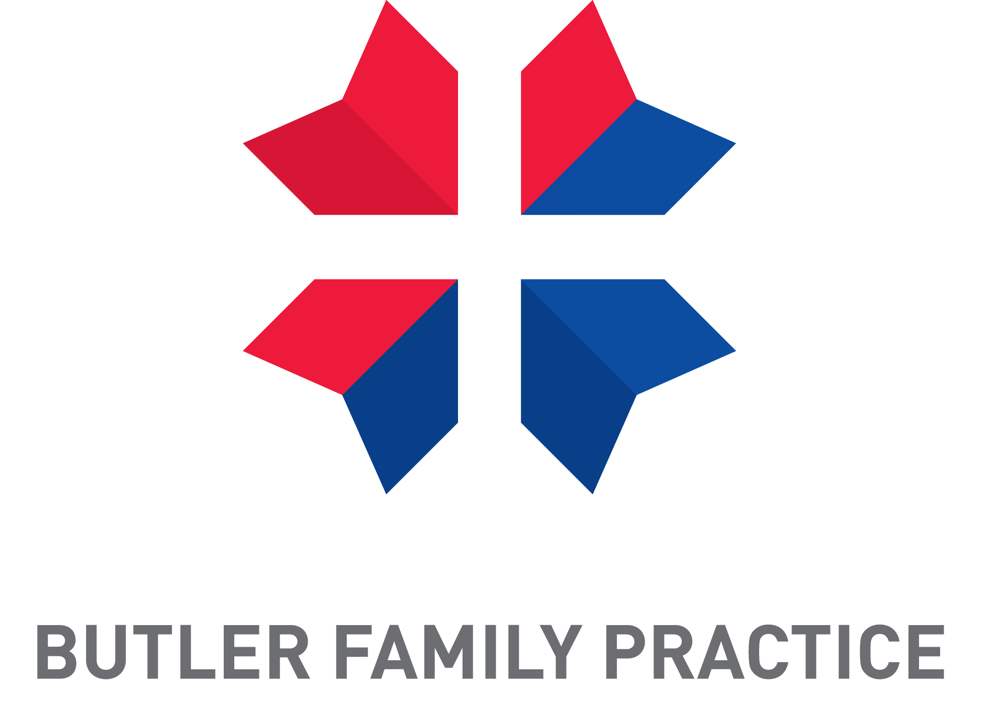 Butler Family Practice Logo