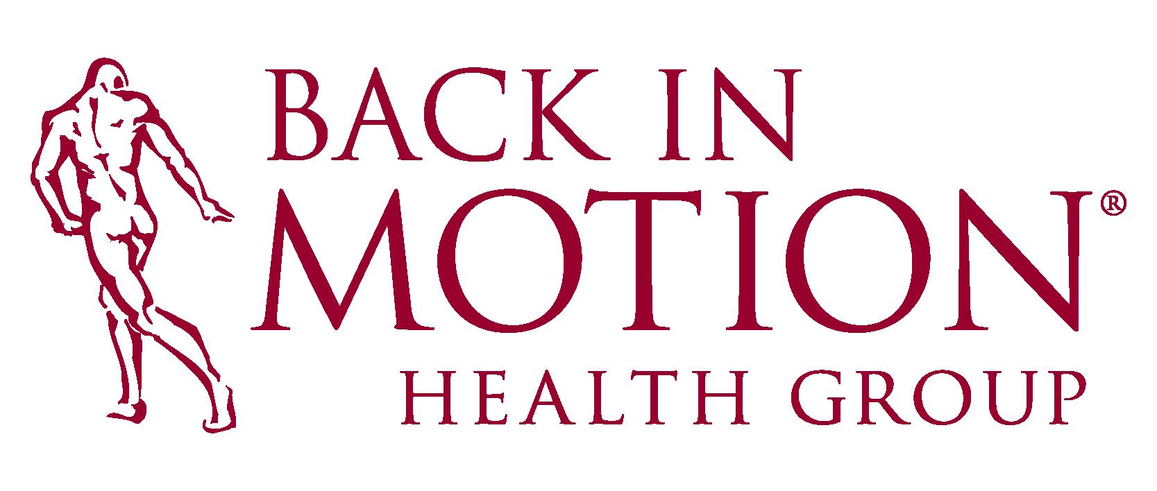 Back In Motion Health Group Logo