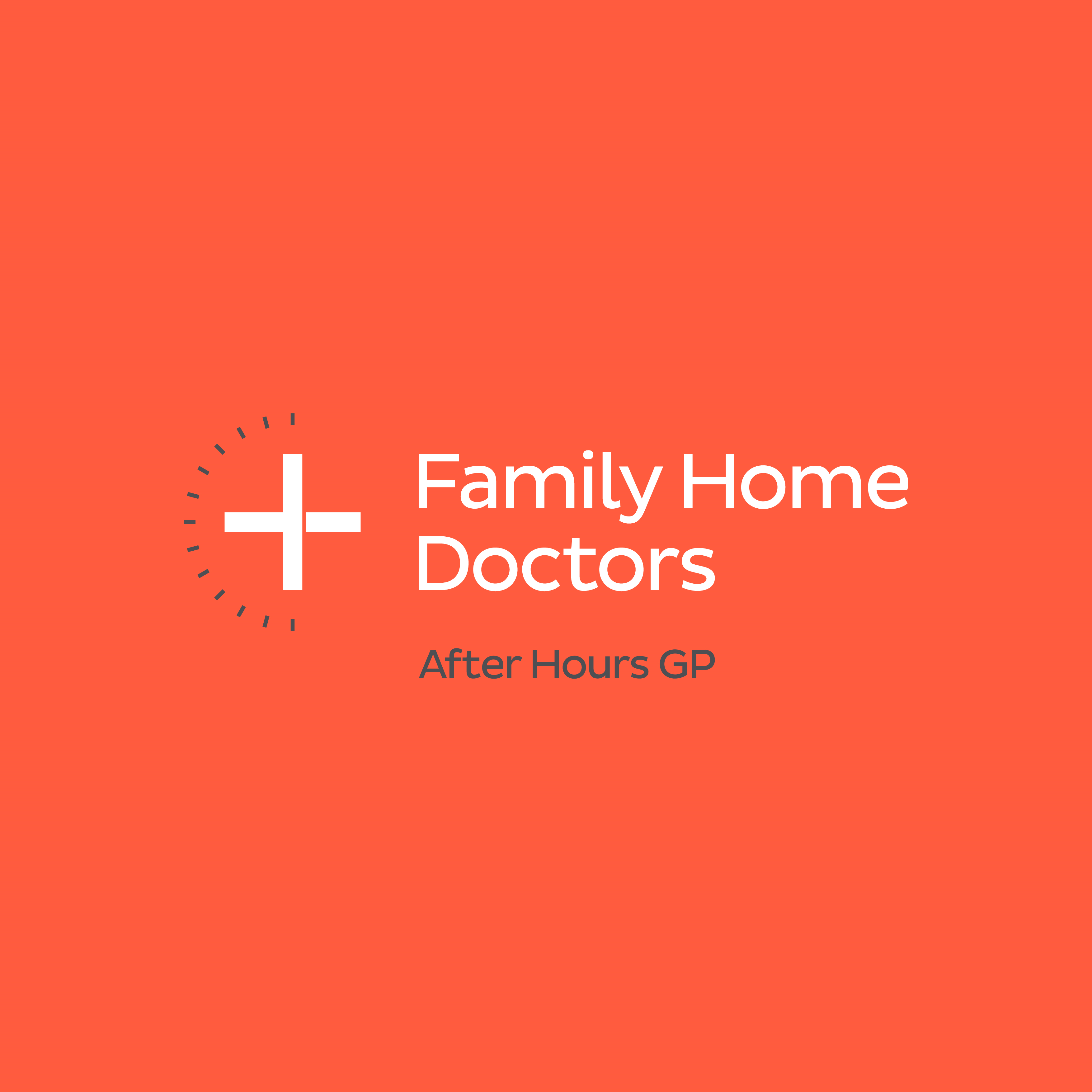 Family Home Doctors Logo