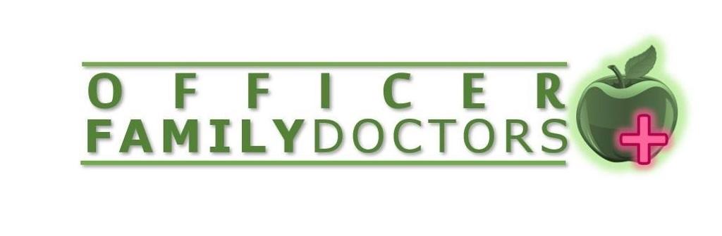 Officer Family Doctors Logo