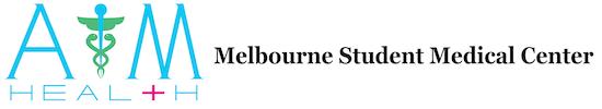 AIM Health Melbourne Student Medical Centre Logo