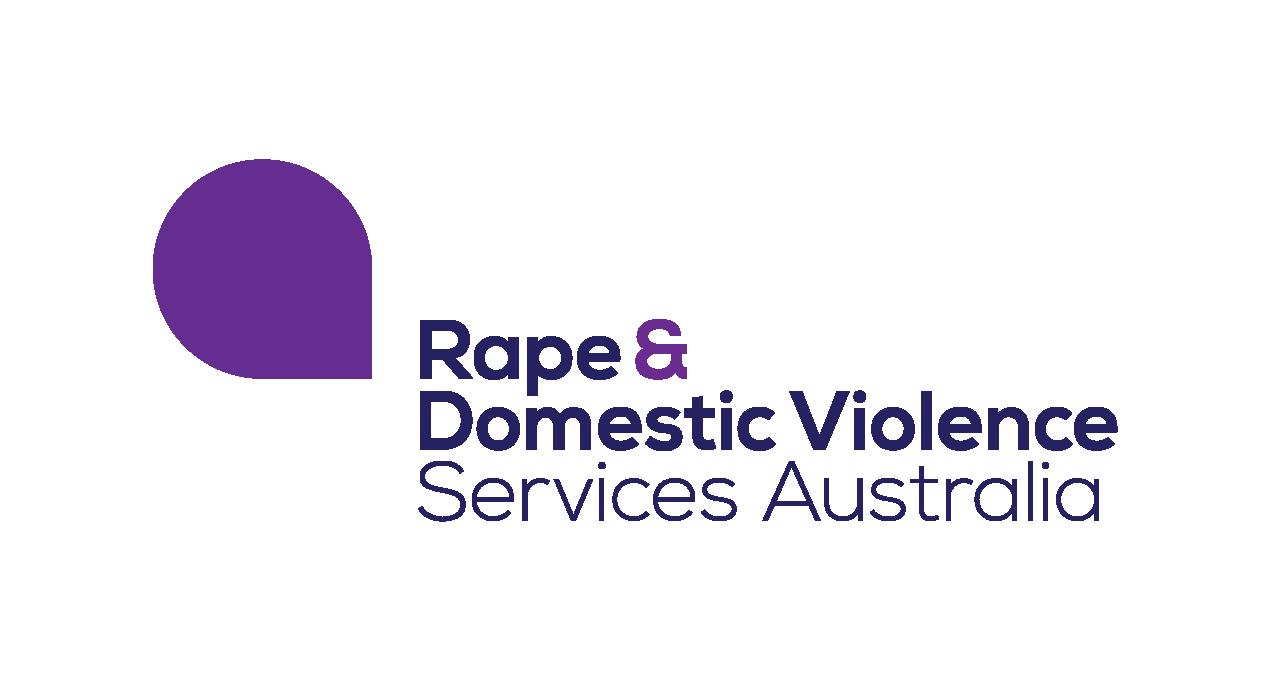 Rape & Domestic Violence Services Australia Logo