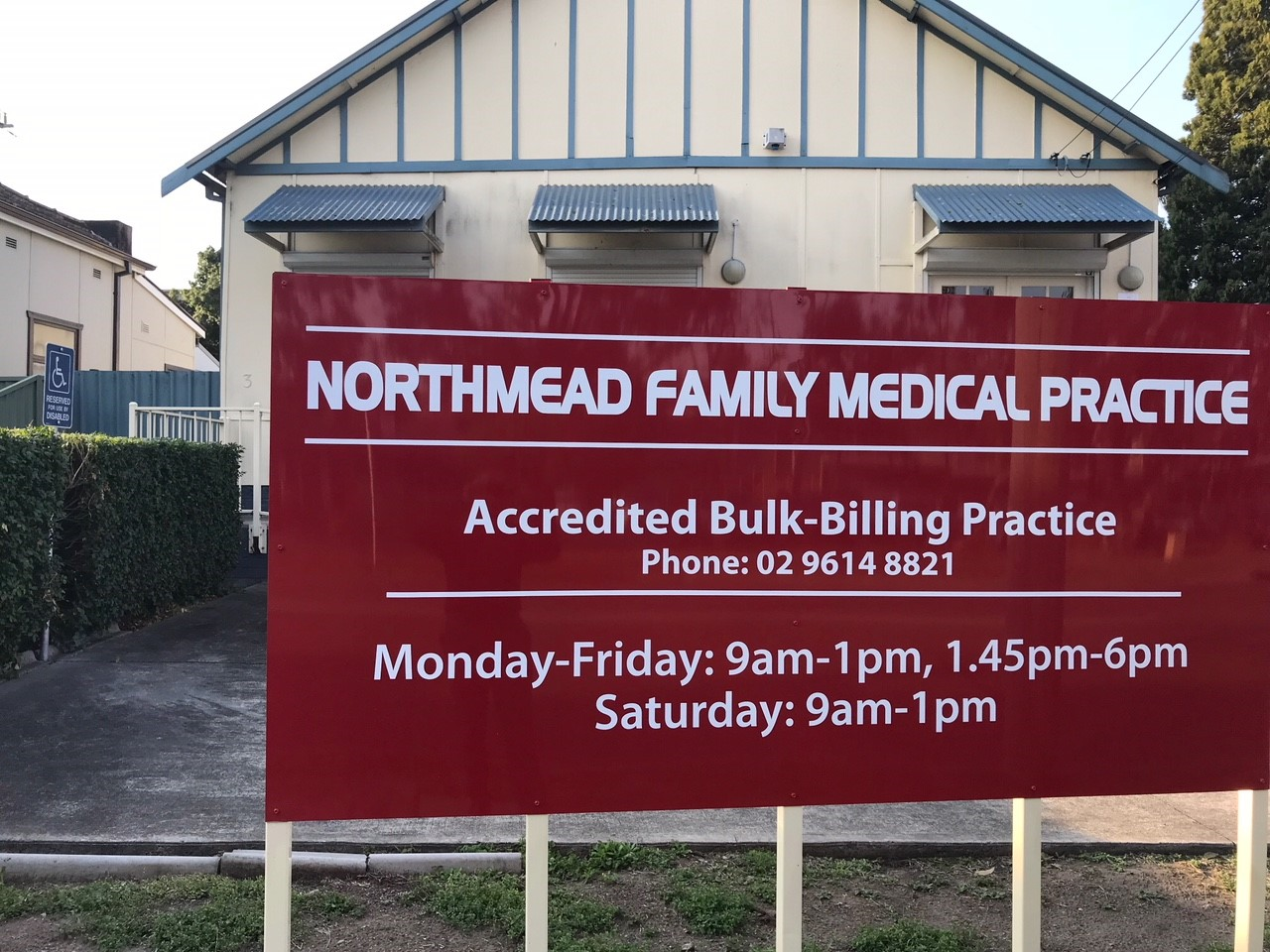 Northmead Family Medical Practice Logo