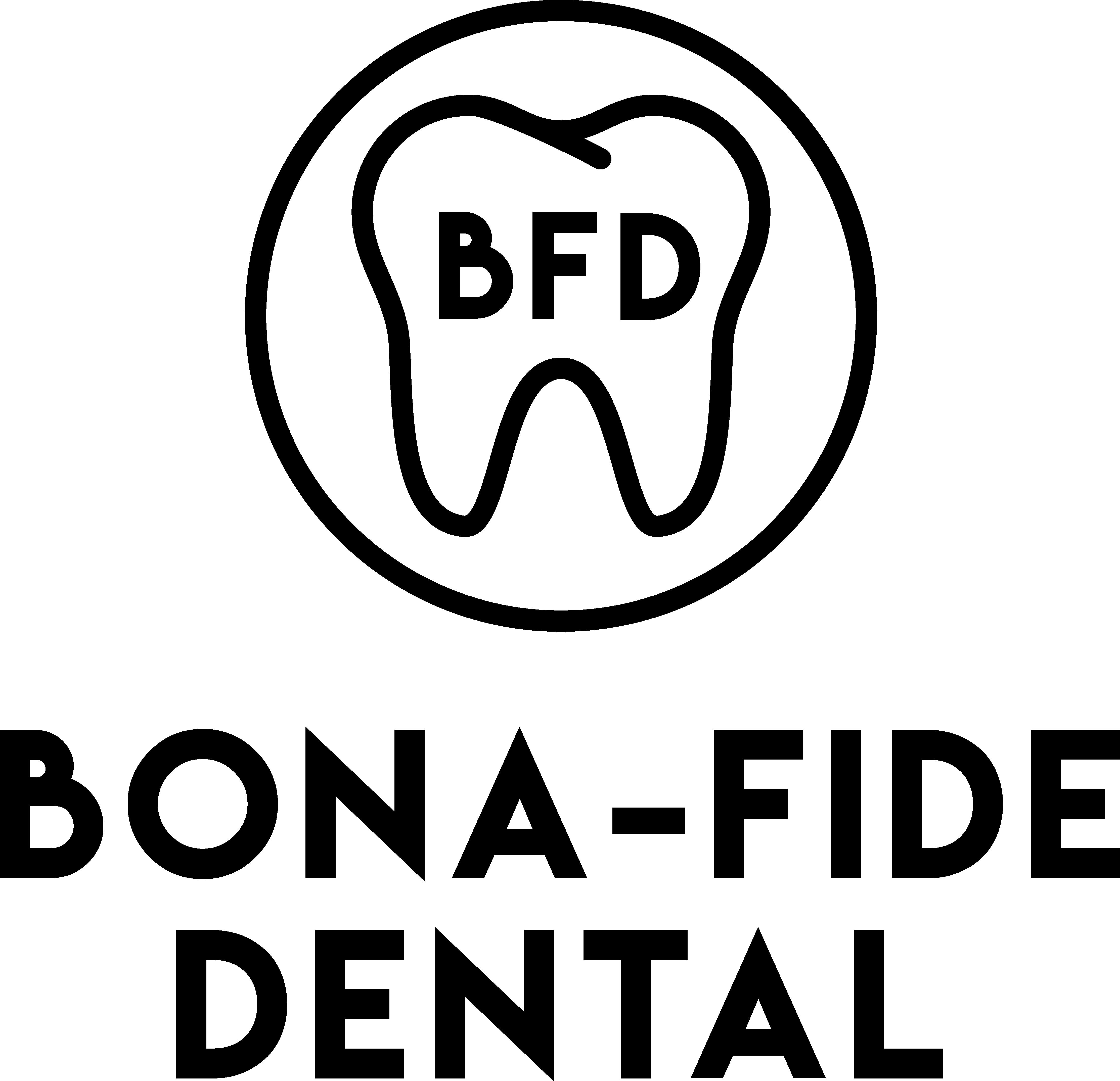 Bona-Fide Dental Logo