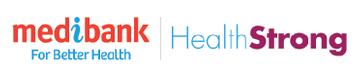 Healthstrong/Medibank Logo