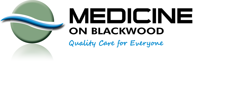 Medicine On Blackwood Logo