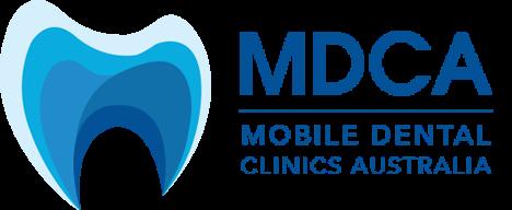 Mobile Dental Clinics Australia Logo