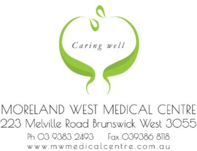 Moreland West Medical Centre Logo