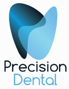 Precision Dental Logo