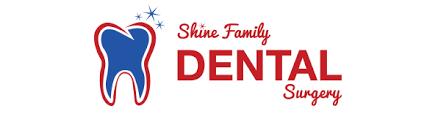 shine family dental surgery Logo