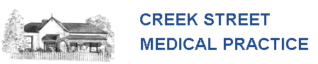 Creek St Medical Practice Logo