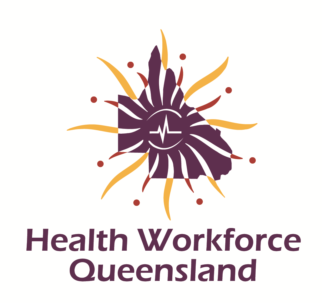 Health Workforce Queensland Logo