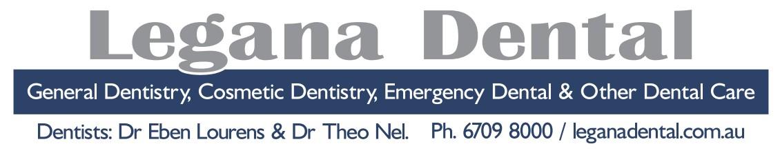 Legana Dental Logo