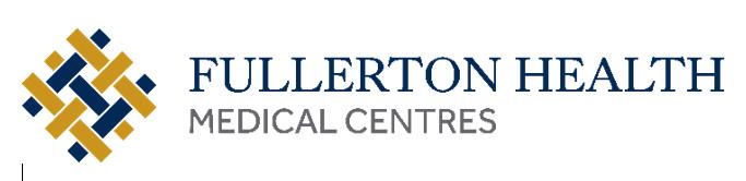 Fullerton Health Australia Logo