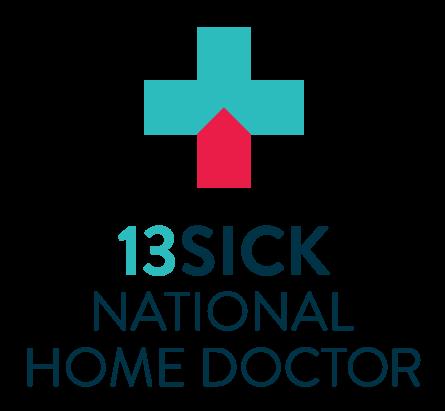 13 SICK - National Home Doctor Logo
