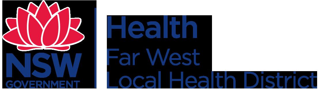 Far West Local Health District Logo