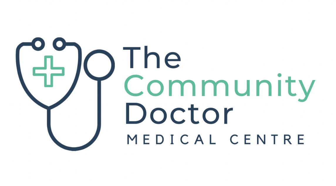 The Community Doctor Logo