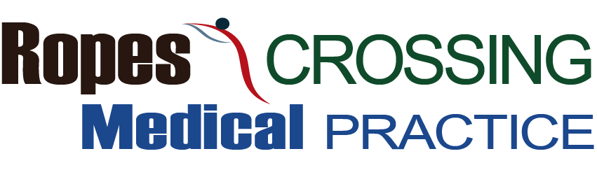 Ropes Crossing Medical Practice Logo