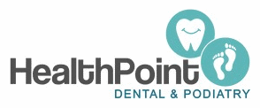 HealthPoint Dental and Podiatry Logo